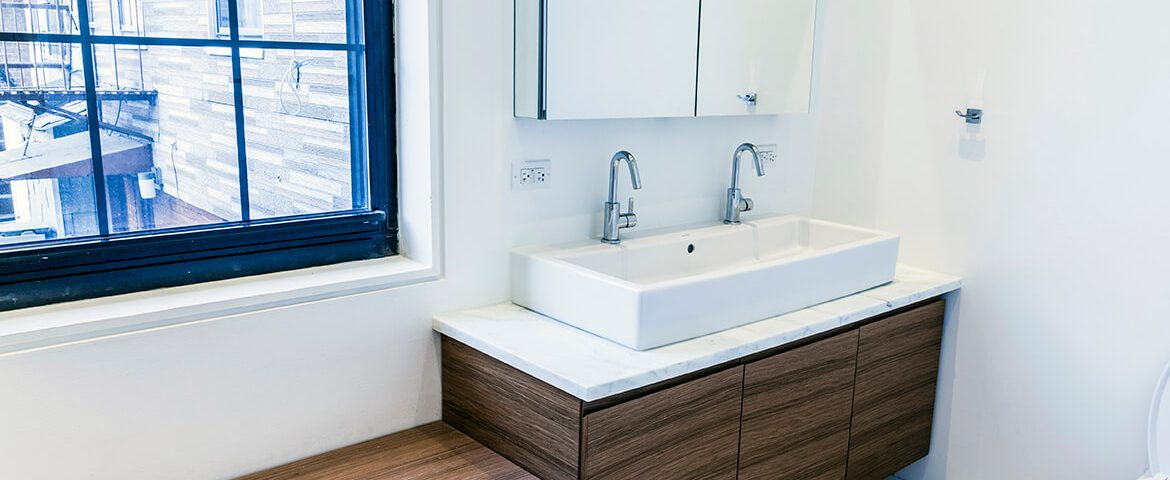 Exclusive bathroom and counter tops