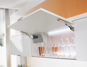 Aventos HK Swings Up Doors System