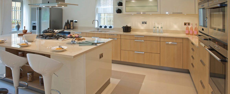 Kitchen stone countertops