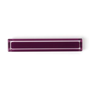 Purple Cuore Acrylic Pulls